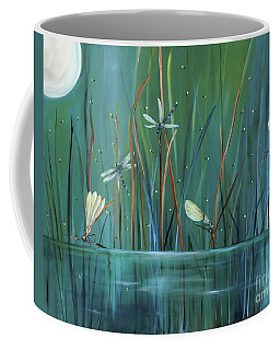 Dragonfly Diner Coffee Mug