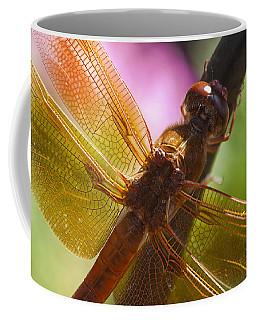 Dragonfly Patterns Coffee Mug