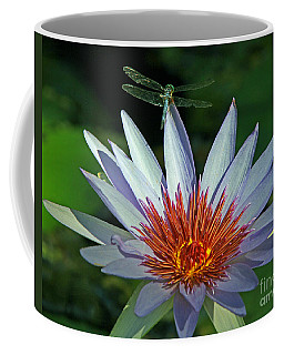 Dragonlily Coffee Mug