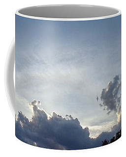 Drama Coffee Mug by Christina Verdgeline
