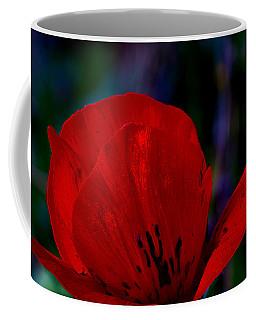 Dramatic Poppie Coffee Mug