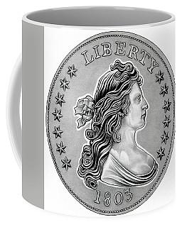 Draped Bust Liberty Coffee Mug