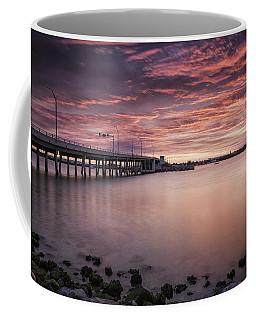 Drawbridge At Dusk Coffee Mug