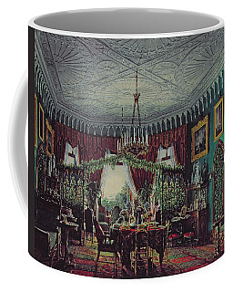 Drawing Room Of Empress Alexandra Feodorovna Coffee Mug