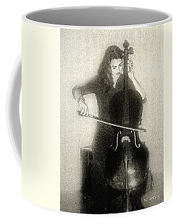 Drawing The Bow Coffee Mug