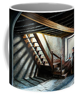 Drayton Hall- A Quiet Moment Coffee Mug