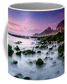 Dream Beach Coffee Mug