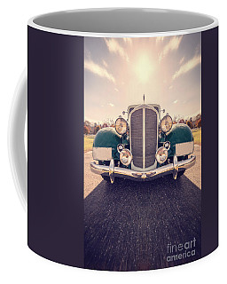 Dream Car Coffee Mug