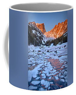 Dream Lake - Rocky Mountain National Park Coffee Mug