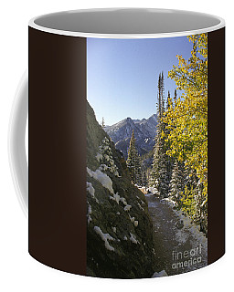 Dream Lake Sunrise Coffee Mug