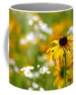 Dream Of Daisies Coffee Mug