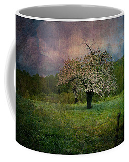 Coffee Mug featuring the photograph Dream Of Spring by Jeff Folger