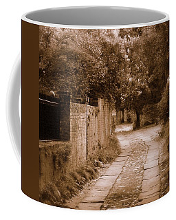 Coffee Mug featuring the photograph Dream Road by Rodney Lee Williams