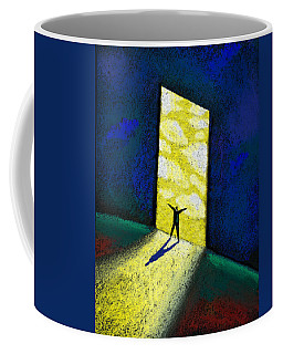 Discovery Coffee Mug
