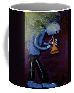 Dreamers 99-001 Coffee Mug by Mario Perron