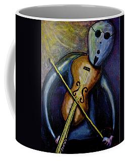 Dreamers 99-002 Coffee Mug by Mario Perron