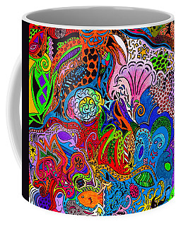Dreaming In Color Coffee Mug by M West
