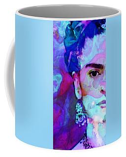 Dreaming Of Frida - Art By Sharon Cummings Coffee Mug
