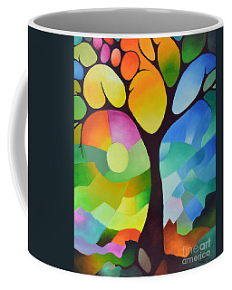 Dreaming Tree Coffee Mug