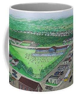 Dreamland Swimming Pool In Portsmouth Ohio 1950s Coffee Mug