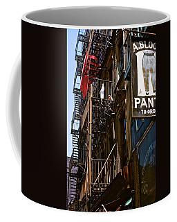 Coffee Mug featuring the photograph Dreams Ahead by Ira Shander