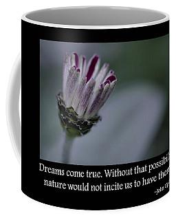 Dreams Coffee Mug by Don Schwartz
