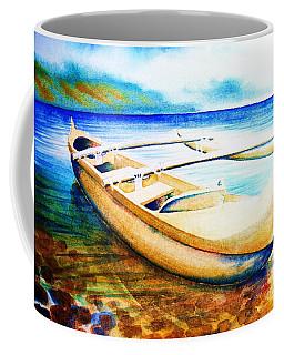 Dreams Of Polynesia Coffee Mug