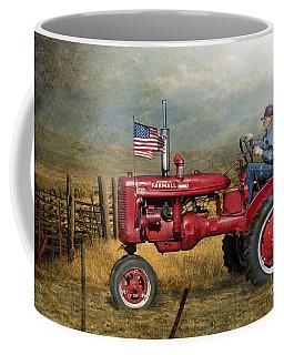 Dreams Of Yesteryear Coffee Mug by Betty LaRue
