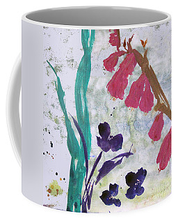 Dreamy Day Flowers Coffee Mug