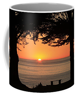 Dreamy Day's End Coffee Mug