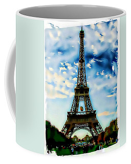 Dreamy Eiffel Tower Coffee Mug