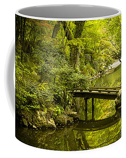 Dreamy Japanese Garden Coffee Mug