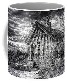 Dreary Dark And Gloomy Coffee Mug