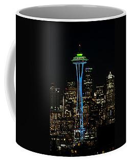 Dressed For The Super Bowl Coffee Mug