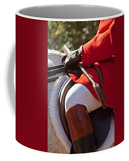 Dressed Rider Coffee Mug