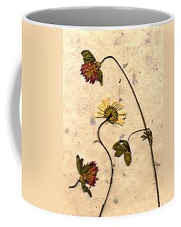 Dried Flowerrs 1 Coffee Mug