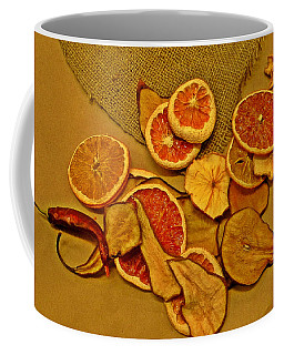 Dried Fruit Coffee Mug