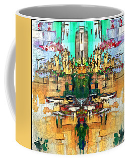 Dries Call 7 Coffee Mug
