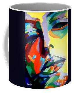 Drifting Into A Dream Coffee Mug by Helena Wierzbicki