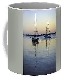 Drifting Sunrise Coffee Mug