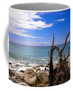 Driftwood Island Coffee Mug