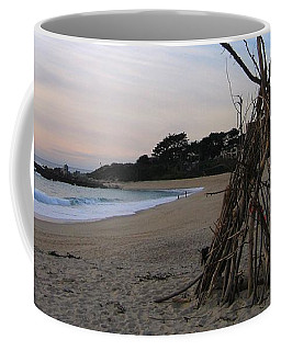Driftwood Tipi Coffee Mug