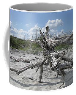 Driftwood Tree Coffee Mug by Ellen Meakin