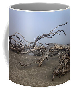 Driftwood Trees On Jekyll Island Coffee Mug