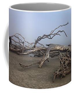 Driftwood Trees On Jekyll Island Coffee Mug