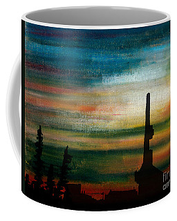 Drilling North Coffee Mug