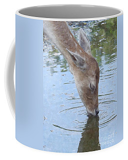 Drinking Doe Coffee Mug