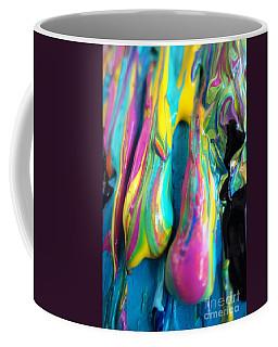 Dripping Paint #3 Coffee Mug