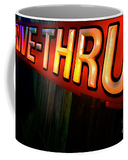 Drive Thru Coffee Mug