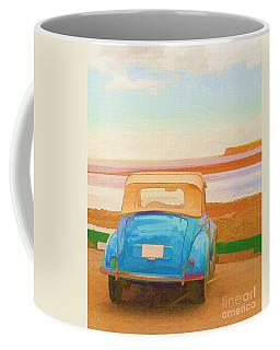 Drive To The Shore Coffee Mug